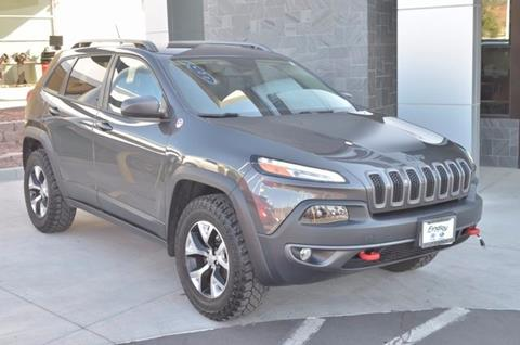 2015 Jeep Cherokee for sale in St George, UT