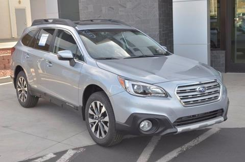 2017 Subaru Outback for sale in St George UT