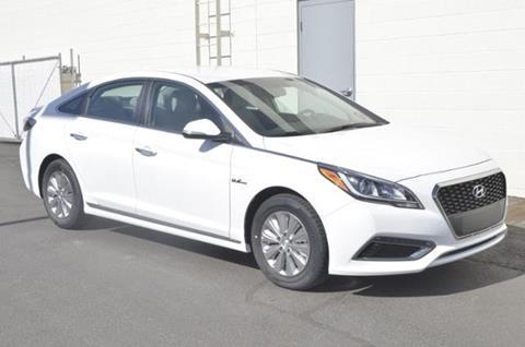 2017 Hyundai Sonata Hybrid for sale in St George, UT