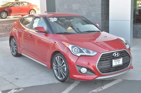 2016 Hyundai Veloster Turbo for sale in St George UT