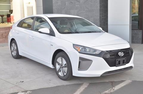 2017 Hyundai Ioniq Hybrid for sale in St George, UT