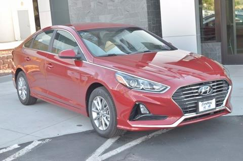 2018 Hyundai Sonata for sale in St George, UT