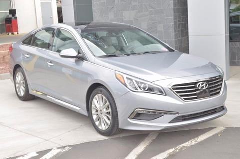 2015 Hyundai Sonata for sale in St George, UT