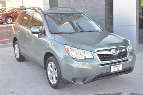 2015 Subaru Forester for sale in St George UT