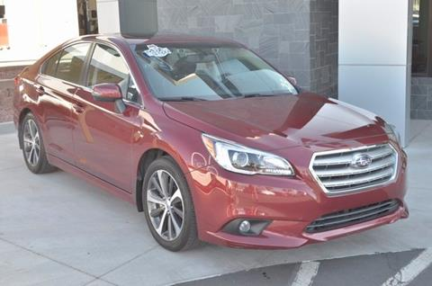 2015 Subaru Legacy for sale in St George UT