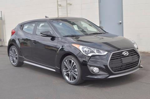 2017 Hyundai Veloster Turbo for sale in St George, UT