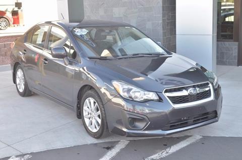 2014 Subaru Impreza for sale in St George UT
