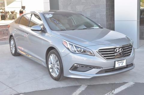 2015 Hyundai Sonata for sale in St George UT