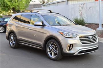 2017 Hyundai Santa Fe for sale in St George, UT