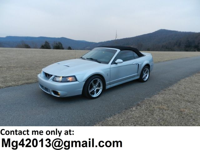 2003 Ford Mustang SVT Cobra for sale in United States TX