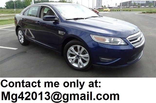 2011 Ford Taurus for sale in United States TX