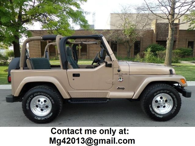 1999 Jeep Wrangler for sale in United States TX