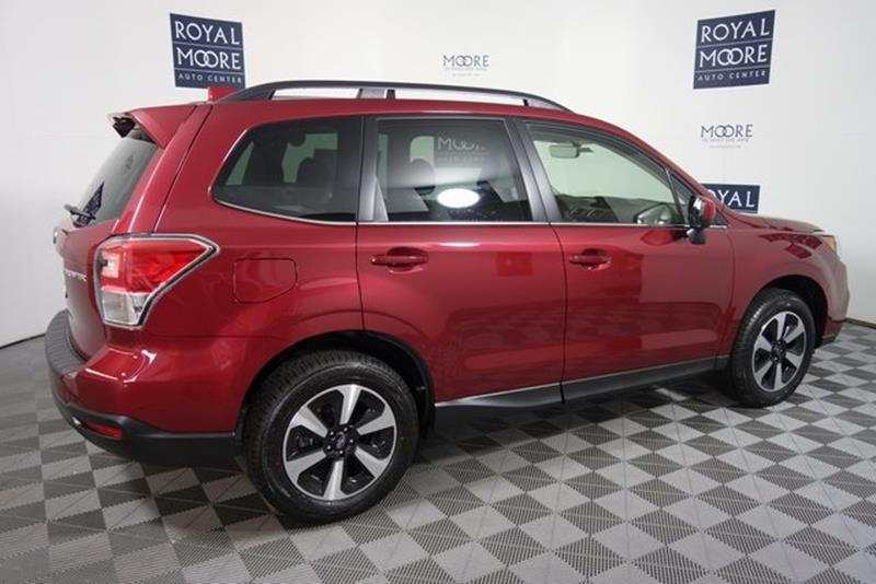 2018 Subaru Forester AWD 2.5i Limited 4dr Wagon In ...