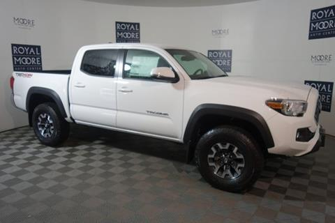 2016 Toyota Tacoma For Sale >> New Toyota Tacoma For Sale In Oregon Carsforsale Com