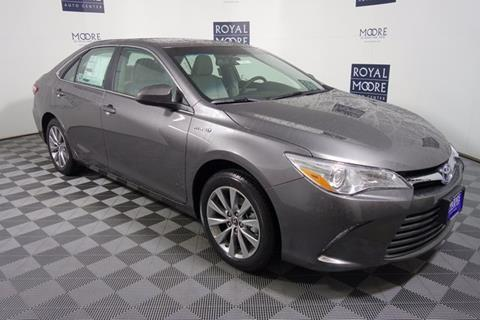 2017 Toyota Camry Hybrid for sale in Hillsboro, OR