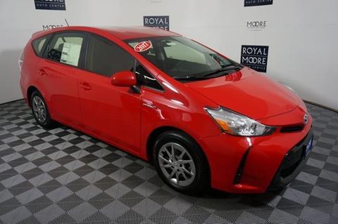 2017 Toyota Prius v for sale in Hillsboro, OR