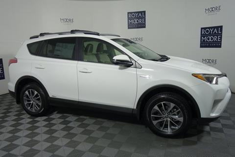 2017 Toyota RAV4 Hybrid for sale in Hillsboro, OR