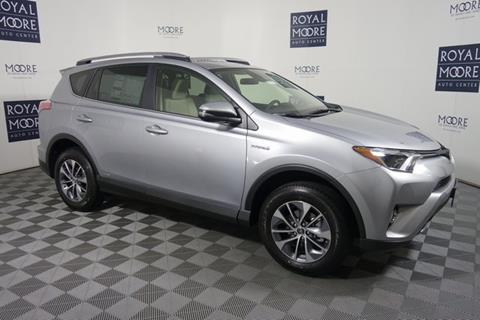 2018 Toyota RAV4 Hybrid for sale in Hillsboro, OR