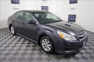 2011 Subaru Legacy for sale in Hillsboro, OR