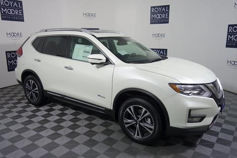 2017 Nissan Rogue Hybrid for sale in Hillsboro, OR