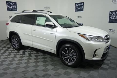 2017 Toyota Highlander Hybrid for sale in Hillsboro, OR