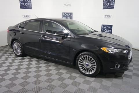 2014 Ford Fusion for sale in Hillsboro, OR