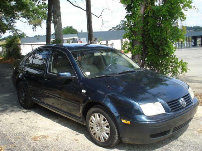 2002 Volkswagen Jetta GL 4dr Sedan - Tallahassee FL