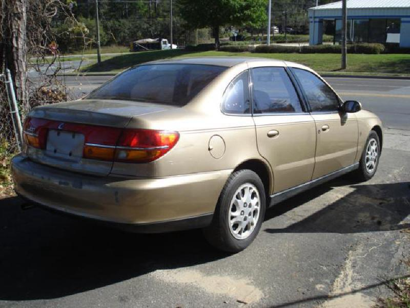 2002 Saturn L-Series L200 4dr Sedan - Tallahassee FL