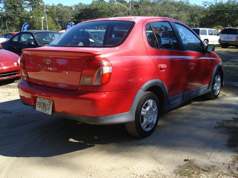 2000 Toyota ECHO 4dr Sedan - Tallahassee FL