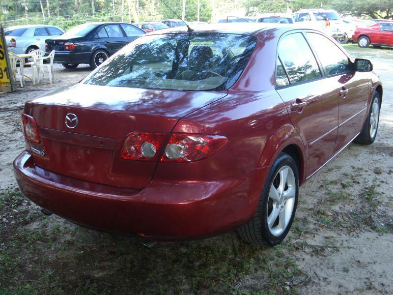 2004 Mazda MAZDA6 s 4dr Sports Sedan - Tallahassee FL