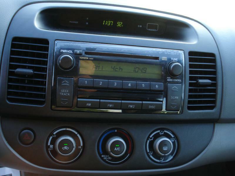 2005 Toyota Camry LE 4dr Sedan - Tallahassee FL