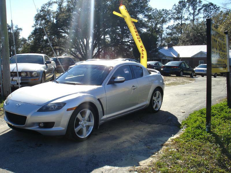 2004 Mazda RX-8 4dr Coupe - Tallahassee FL