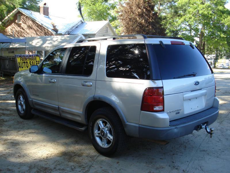 2002 Ford Explorer XLT 2WD 4dr SUV - Tallahassee FL