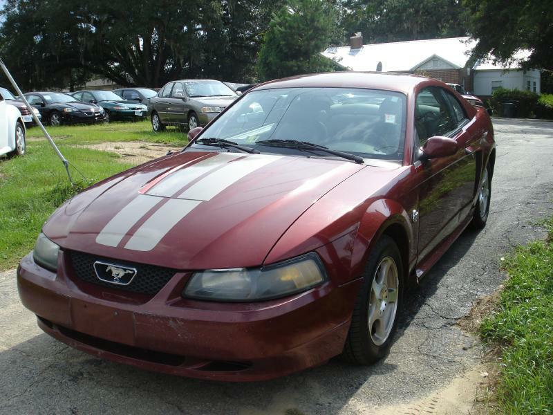 2004 Ford Mustang 2dr Coupe - Tallahassee FL