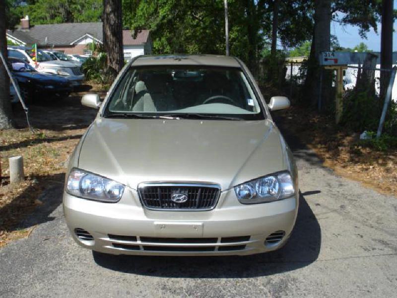 2001 Hyundai Elantra GLS 4dr Sedan - Tallahassee FL