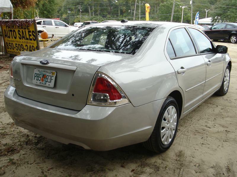 2008 Ford Fusion I4 S 4dr Sedan - Tallahassee FL