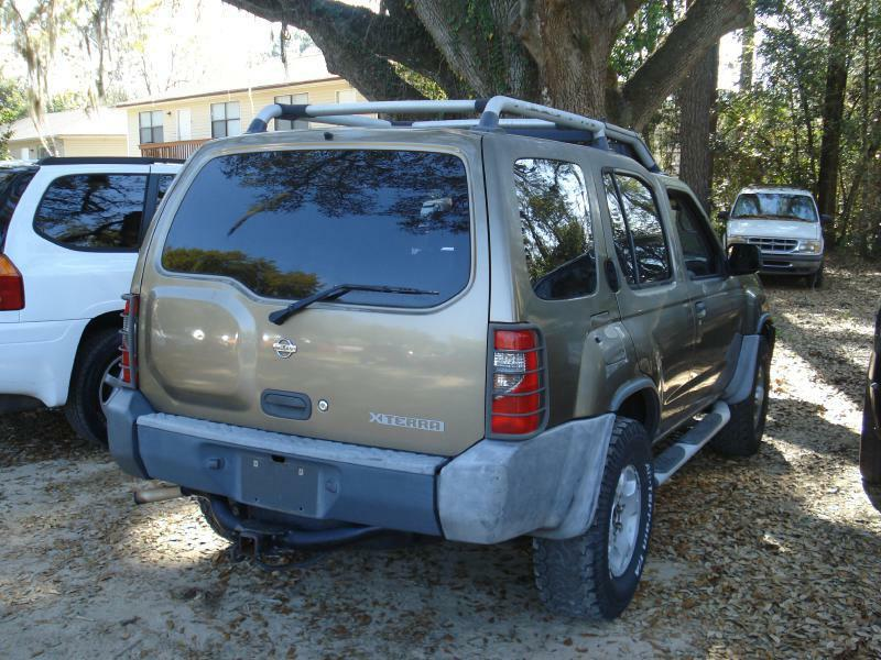 2000 Nissan Xterra 4dr XE V6 SUV - Tallahassee FL