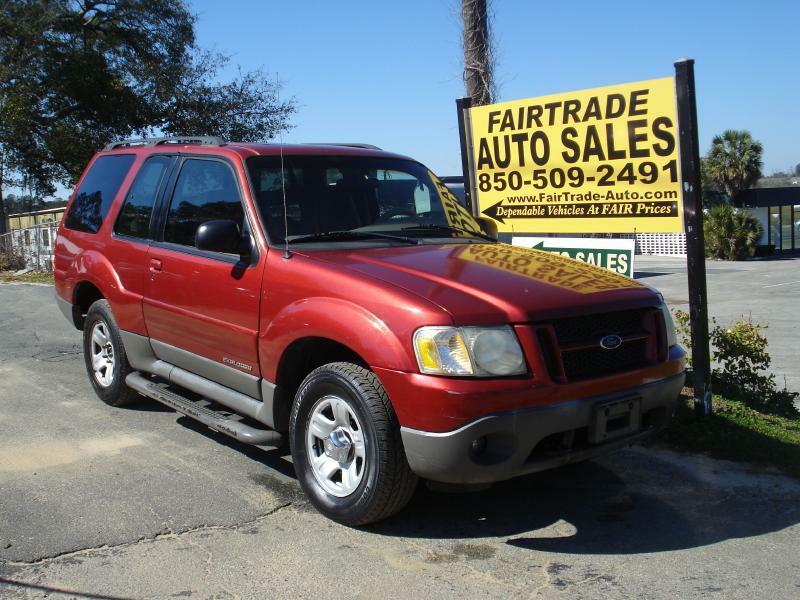 2002 Ford Explorer Sport 4WD 2dr SUV - Tallahassee FL