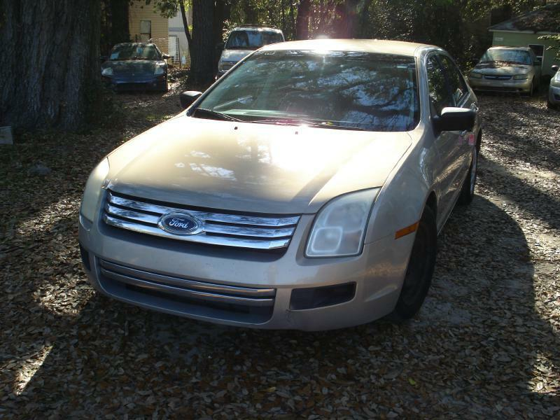 2006 ford fusion for sale in tallahassee fl. Black Bedroom Furniture Sets. Home Design Ideas