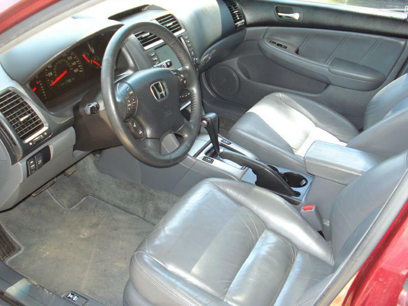 2004 Honda Accord EX V-6 4dr Sedan w/Navi - Tallahassee FL