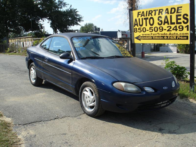 2000 ford escort zx2 2dr coupe in tallahassee fl. Black Bedroom Furniture Sets. Home Design Ideas