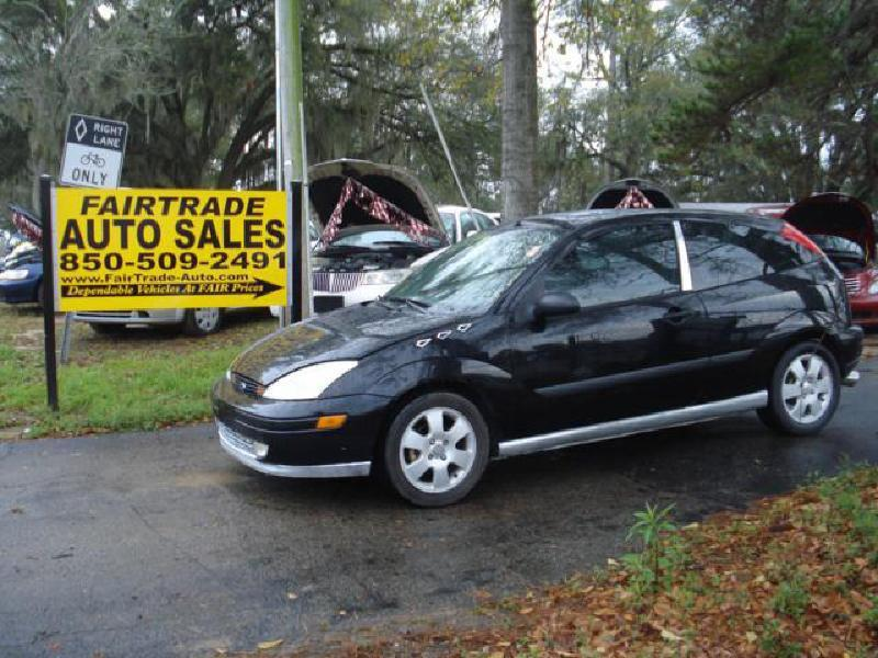 2002 Ford Focus ZX3 2dr Hatchback - Tallahassee FL