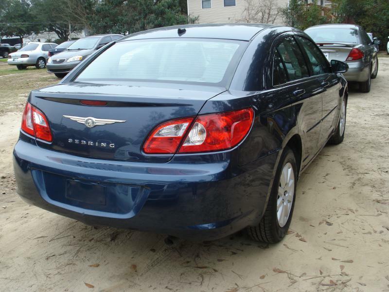 2008 Chrysler Sebring LX 4dr Sedan - Tallahassee FL