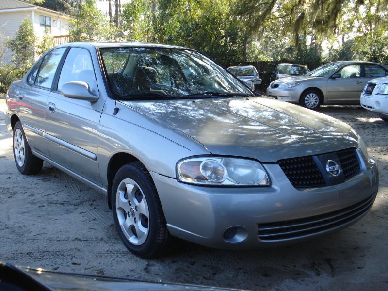 2006 Nissan Sentra 1.8 4dr Sedan w/Automatic - Tallahassee FL