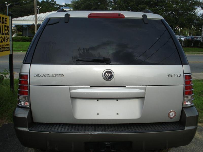 2004 Mercury Mountaineer AWD 4dr SUV - Tallahassee FL