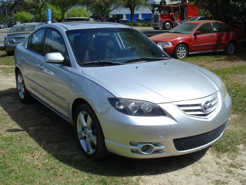 2004 Mazda MAZDA3 s 4dr Sedan - Tallahassee FL