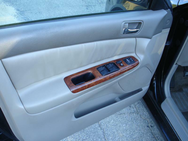 2002 Toyota Camry XLE V6 4dr Sedan - Tallahassee FL