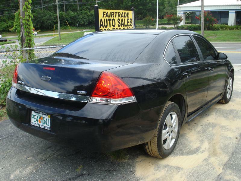 2010 Chevrolet Impala LS 4dr Sedan - Tallahassee FL