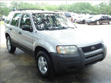 2004 Ford Escape for sale in Tallahassee, FL