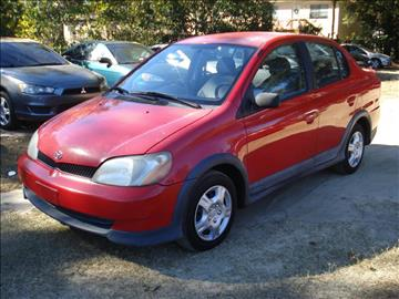 2000 Toyota ECHO for sale in Tallahassee, FL